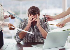 Una crisis afecta las actividades diarias