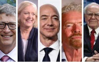 5 consejos de éxito de grandes empresarios de la historia