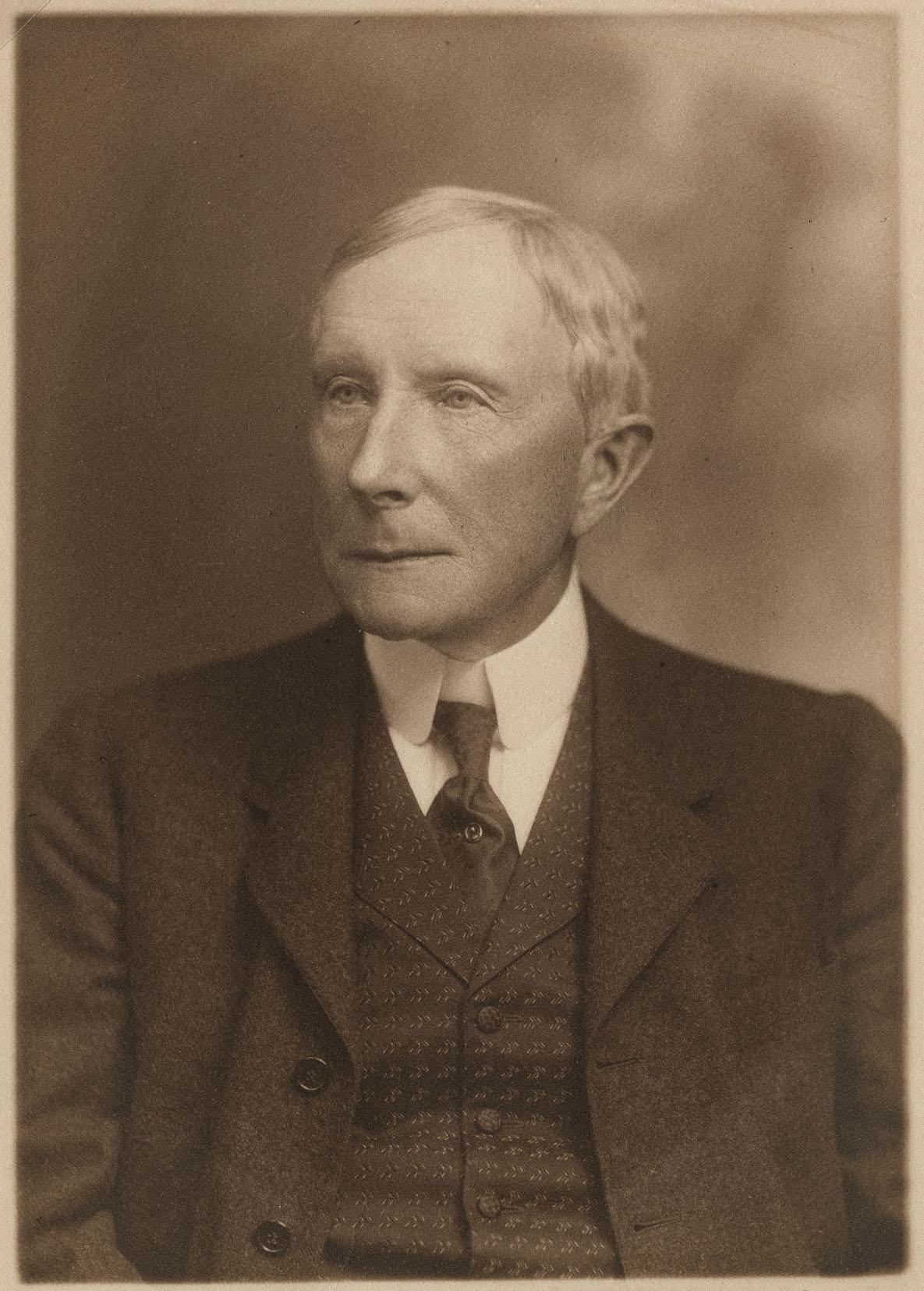 Las decisiones estratégicas de John Rockefeller