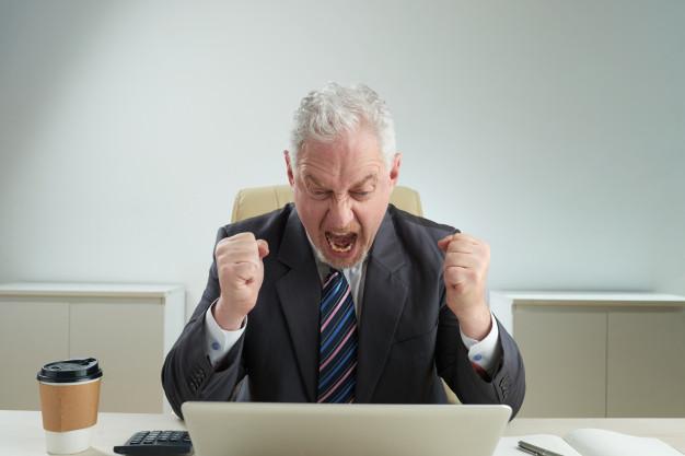 La frustaración que conlleva ser CEO