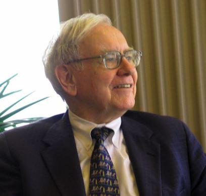 Warren Buffet, el mejor inversor del mundo