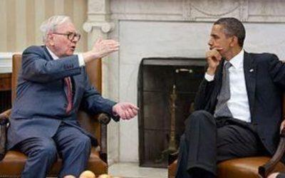 Copia los 5 hábitos que convirtieron a Warren Buffet en multimillonario