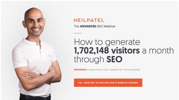 Potenciar tu marca: Neil PatelPotenciar tu marca: Neil Patel