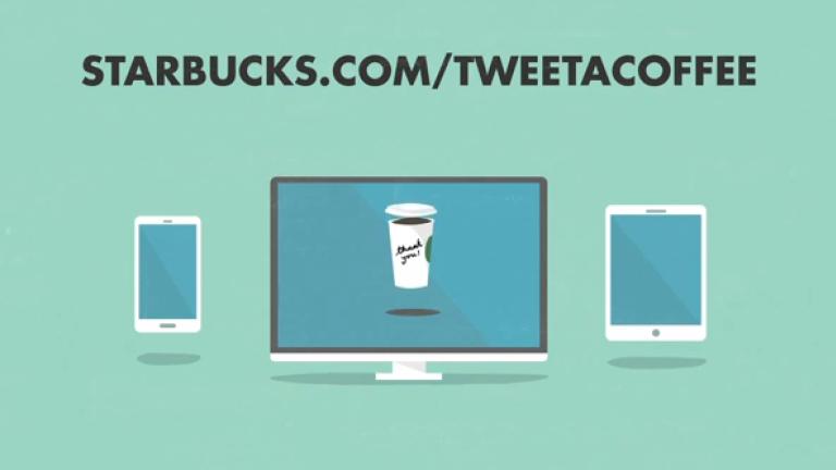 Redes sociales: Starbucks y Twitter