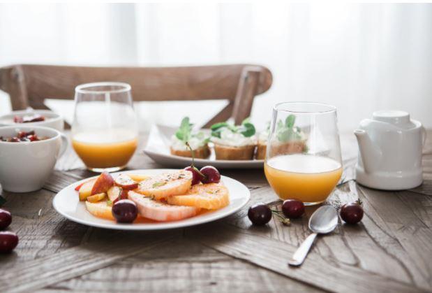 Desayuno y rutinas de personas de éxito